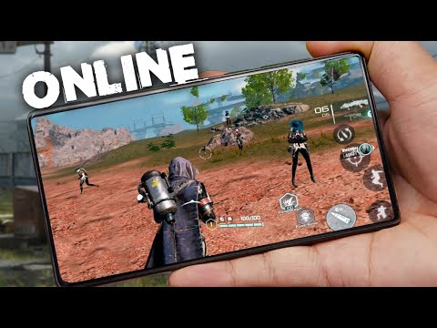 Top 12 New Online Multiplayer Games For Android YOU MUST PLAY
