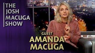 The Josh Macuga Show - Amanda Macuga - Married Life and Fan Tweets