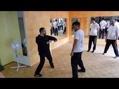 Ving Tsun Kung-Fu / 1.Grad Prüfung + Ausbildertraining Kassel-Wolfhagen