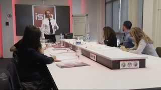ISM / Anne Marie Gaignard au JT de TF1 le 21/10/2014