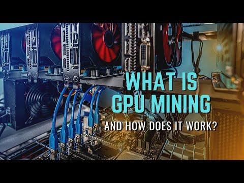 What Is GPU Mining?  | What Is A GPU Mining Rig?