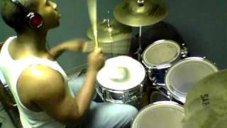 Estelle - Fall In Love (Featuring Nas & John Legend) (Drum Remix by: Kenneth Benson)