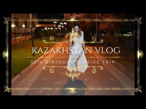 THE COUNTRY OF WONDERS - KAZAKHSTAN VLOG