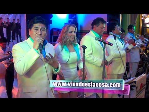 VIDEO: TROPICANA CALIENTE - Morenadas Super Mega Mix ¡En VIVO! - VIENDO ES LA COSA