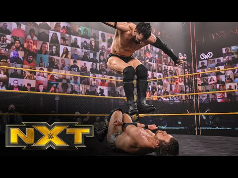Finn Bálor vs. Adam Cole – NXT Championship: WWE NXT, March 10, 2021