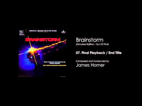 Brainstorm OST (Std. Edition - Out Of Print) - 07. Final Playback / End Title