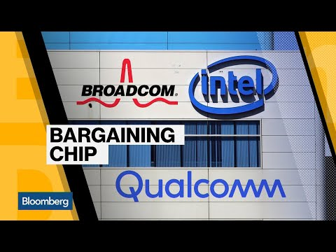 Intel Mulls a Possible Defensive Bid