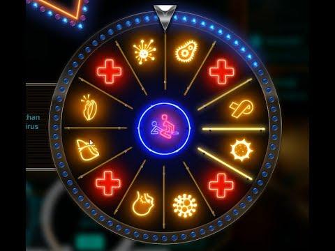 Sex spinning wheel