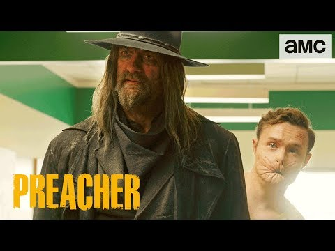 Saint of Killers Visits Hitler Talked About Scene Ep 307  Preacher