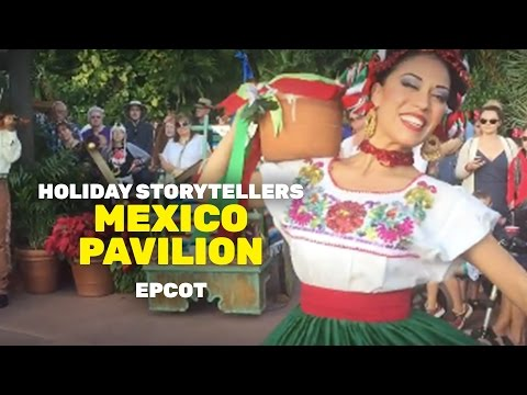Holiday: Mexico Storyteller Epcot