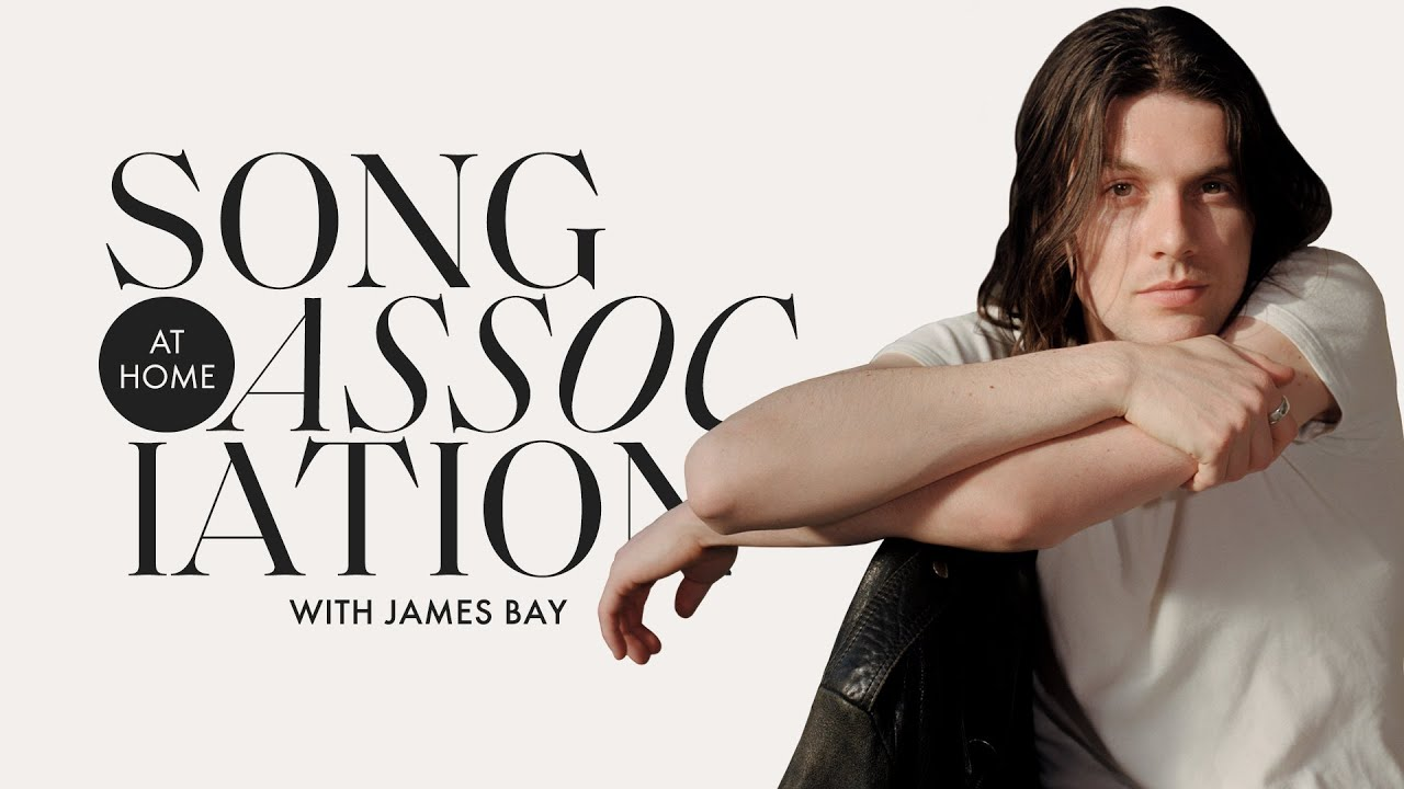James Bay Sings The Beatles, David Bowie, and Janelle Monáe in a Game of Song Association