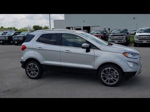 2019 Ford EcoSport Tulsa, Broken Arrow, Joplin, Bixby, Owasso, OK S19380
