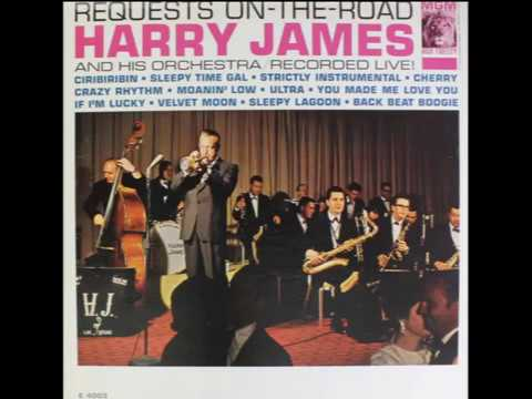 Ciribiribin – from the 1962 Harry James LP Requests On-The-Road