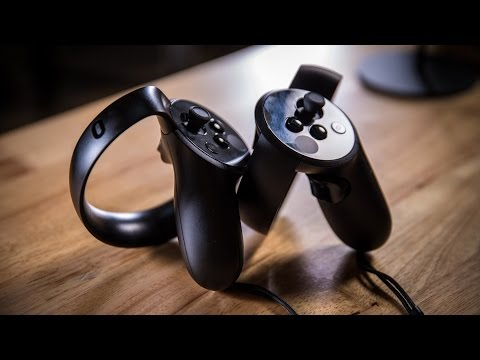 Tested: Oculus Touch VR Controller