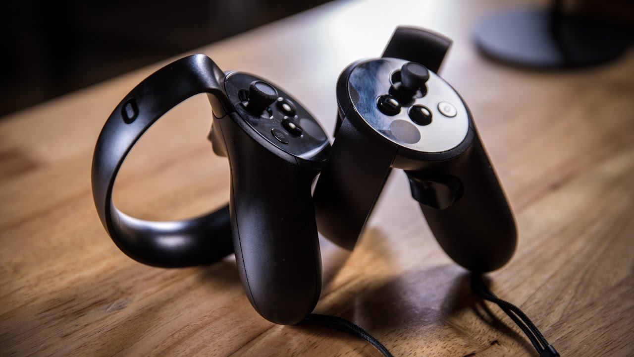 NEW Oculus Rift Touch Controllers