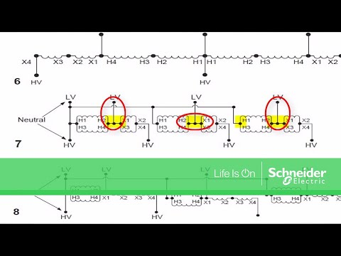 [ANLQ_8698]  Schneider Electric Buck Boost Calculator: Part 3 - Wiring Diagrams - YouTube | Federal Pacific Transformer Wiring Diagram |  | YouTube