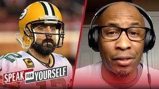 Rodgers will not stay in Green Bay after Packers drafted Love — Brooks   NFL   SPEAK FOR YOURSELF