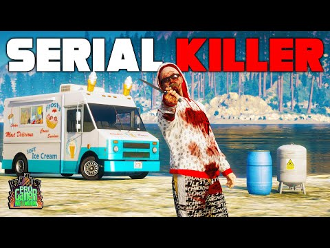 ICE CREAM TRUCK SERIAL KILLER! | GTA 5 RP (PGN #153)
