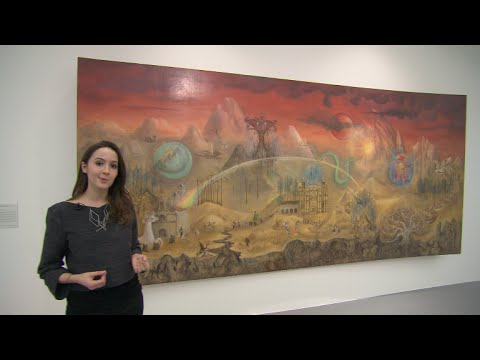 Leonora Carrington at Tate Liverpool