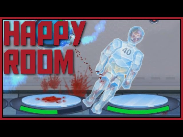 play happy room game