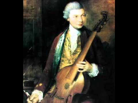 Abel - Four Pieces for Bass Viol (Viola da Gamba)