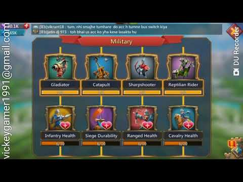 Lord Mobile Hindi Simple Hack, Shelter Save Army,  Familiar,  How To Get Powerfull In Lords Mobile