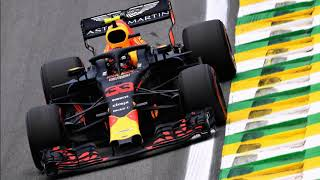 Max Verstappen full team radio after the finish - F1 2018 Brazil