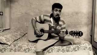 Gulabi Aankhen Jo Teri Dekhi // Guitar Cover // Atif Aslam  // Mohd. Rafi