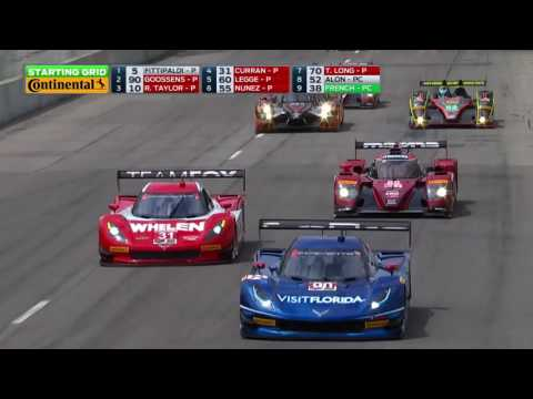 2016 IMSA Belle Isle Detroit Grand Prix Broadcast