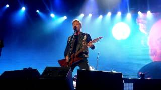 Metallica Nothing Else Matters live from Download festival 2012 in the snake pit at HD