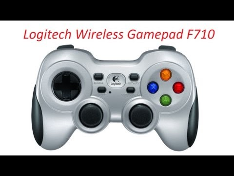 Обзор Logitech Wireless Gamepad F710