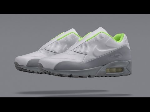 Sacai x Nike Air Max 90 Slip-On + Release Date & Price [All 3 Colorways] -  YouTube