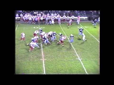 Northwest Indians at Louisville Leopards 1994 Football Highlights
