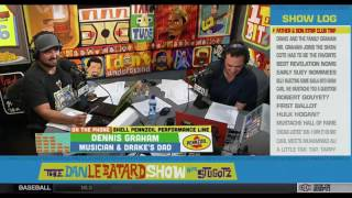 Dennis Graham on going to strip clubs with Drake (as told on The Dan Le Batard Show)
