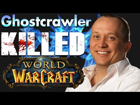How Ghostcrawler KILLED World of Warcraft (League's next?) in under 5 minutes