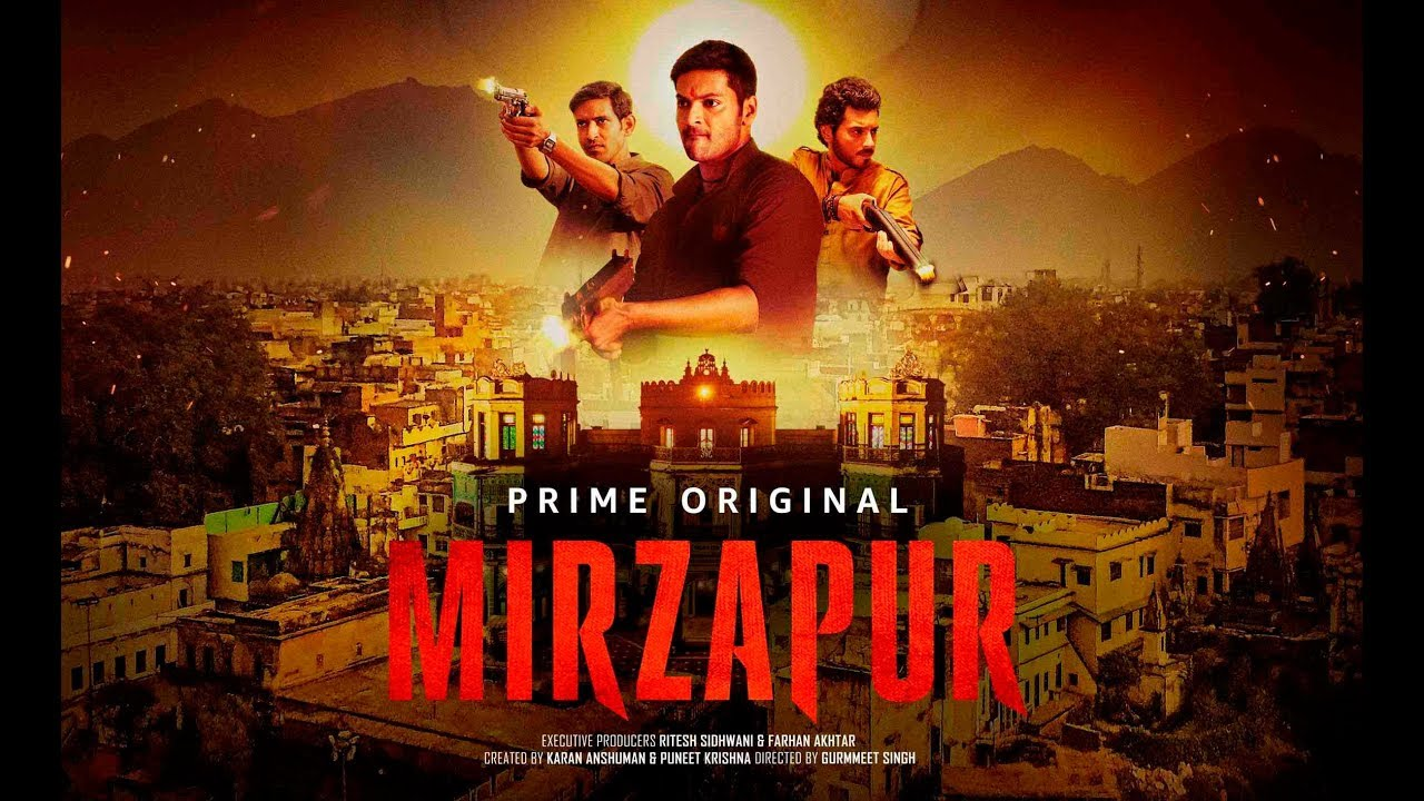 Download Mirzapur | Trailer | Rated 18+