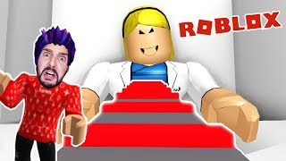 Roblox: BEFORE MY NEW ZAHNÄRZTINT DR. DENTIST DOESN'T WANT TO LET KAAN GO! Obby