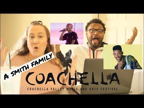 A Smith Family Coachella Reaction!!