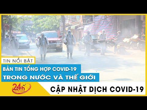 Tin Dịch Covid-19 Mới Nhất Ngày 02/5 | Tin Nóng Virus Corona Ở Việt Nam Hôm Nay | TIN TỨC TV24h