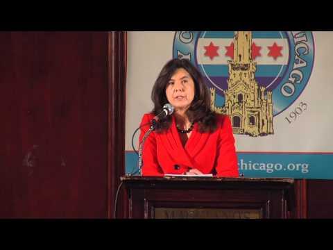 Hon. Anita Alvarez - State