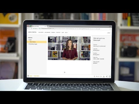 Libris: The Simplest, Fastest Digital Asset Management Software Built for Visual Media