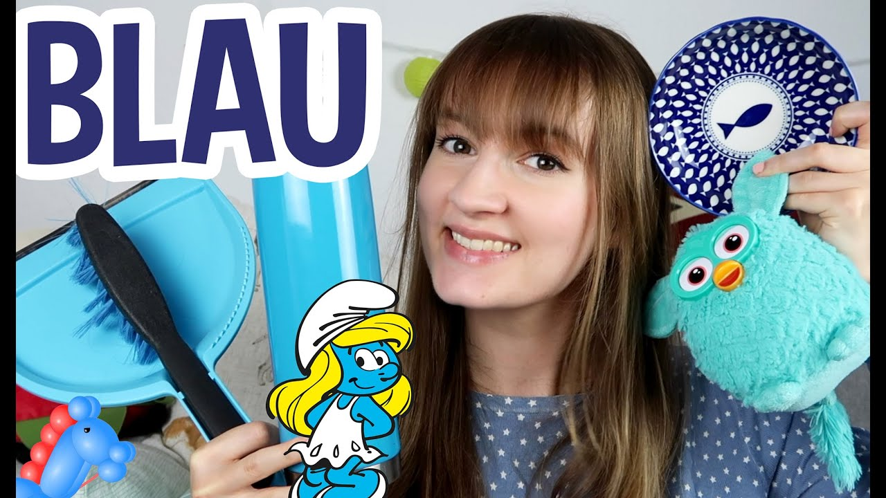Cool Blue German Idioms! - YouTube