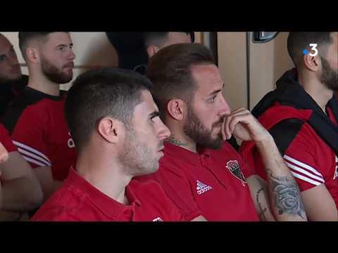 Coupe de France : les dernières 48h00 des joueurs des Herbiers avant la demi-finale face à Chambly