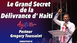 In Haiti| Pasteur Gregory Toussaint| Le Grand Secret de la Délivrance d' Haiti| Bwa kayiman