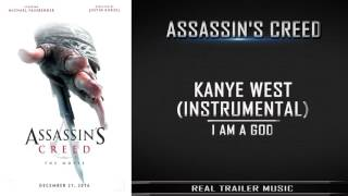 Assassin's Creed Official Trailer #1 Music | Kanye West - I Am A God (Instrumental)