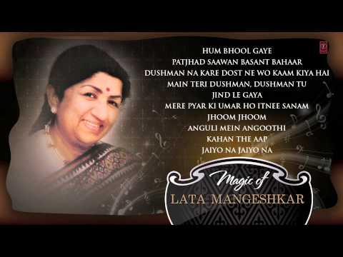 "Magic of ""Lata Mangeshkar"" 