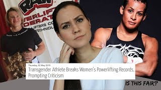 Are transgender athletes pushing women out of sports? (here's the data)