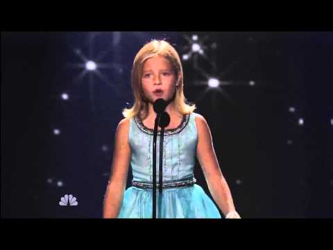Jackie Evancho   It's Time To Say Goodbye