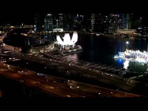 Singapore - Singapore Flyer Time Lapse HD (2012)