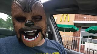 Chewbacca Mask of Joy! (Public Reactions)
